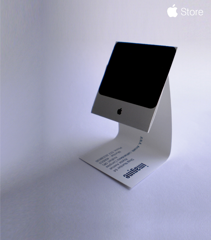 iMac business card4