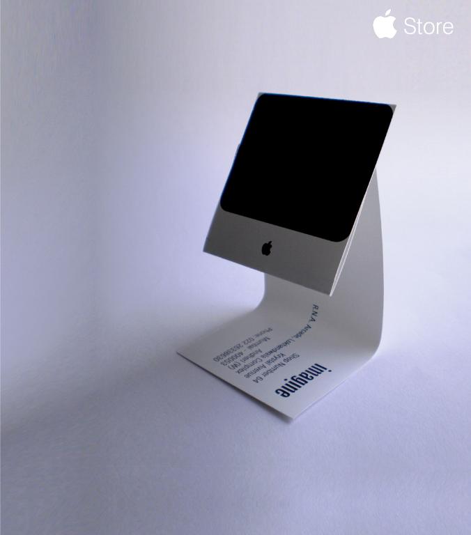 iMac business card4