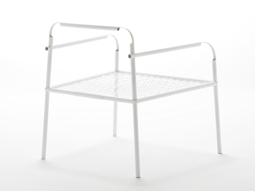 bamboo-steel chair2