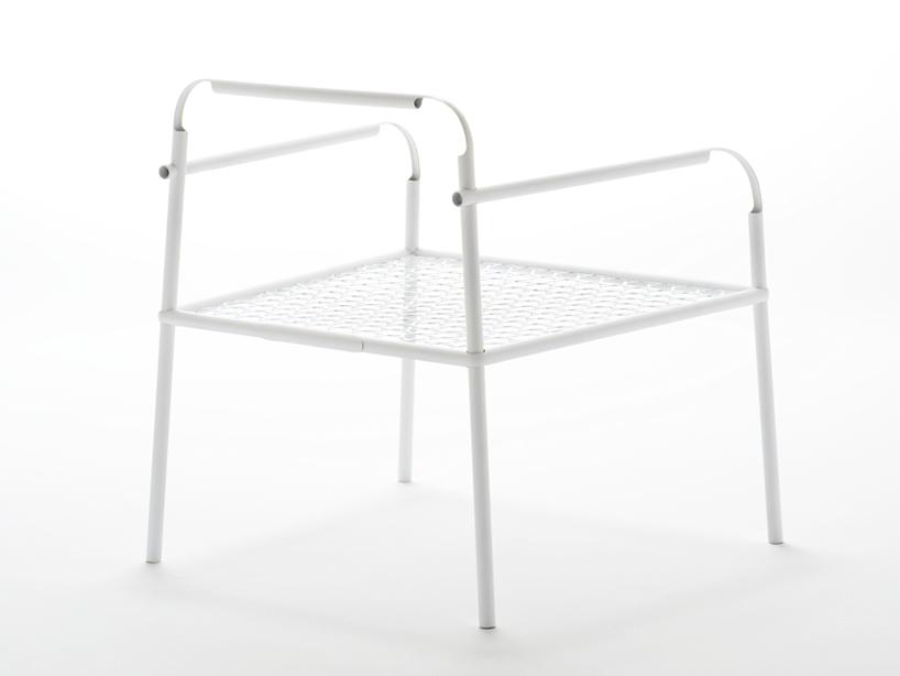 bamboo-steel chair2