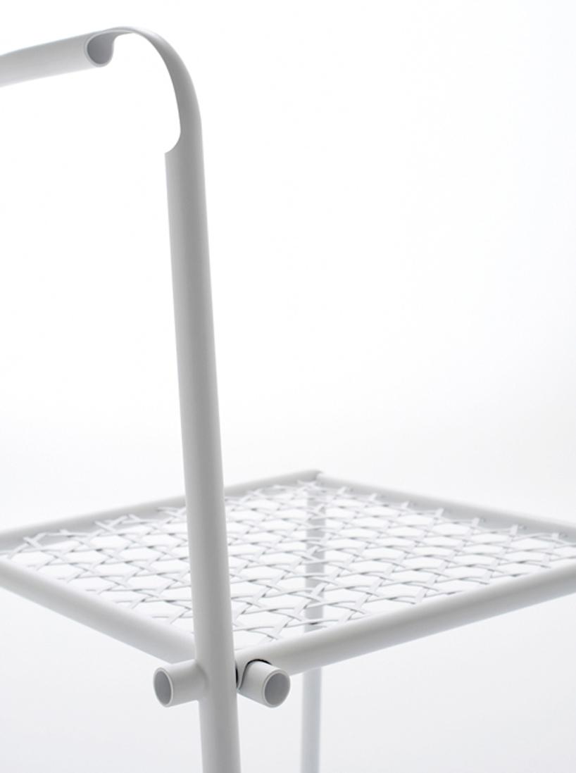 bamboo-steel chair6