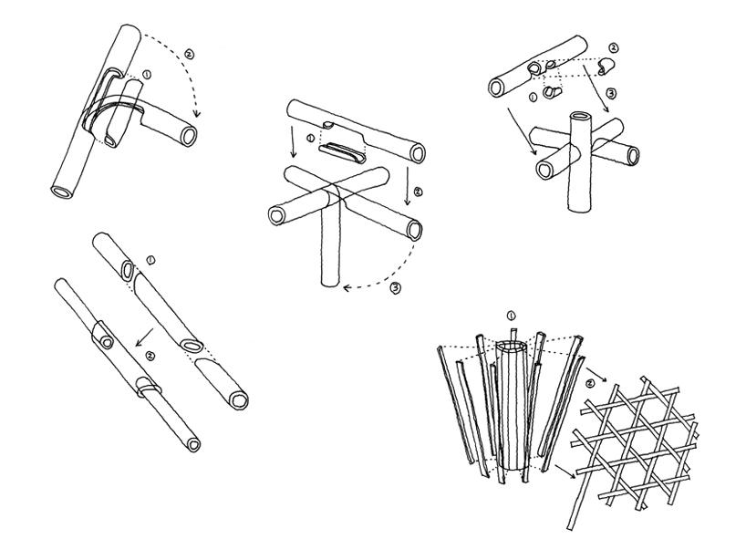 bamboo-steel chair5