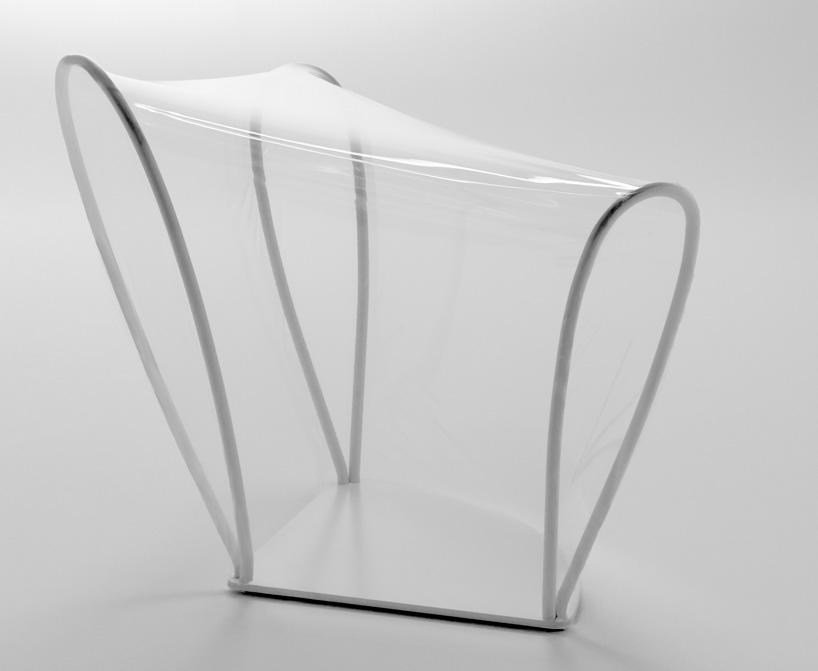 nendo transparent chair3
