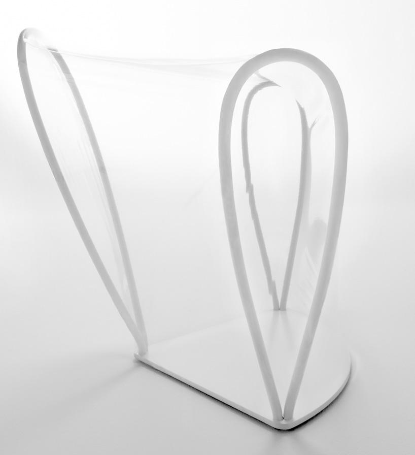 nendo transparent chair2