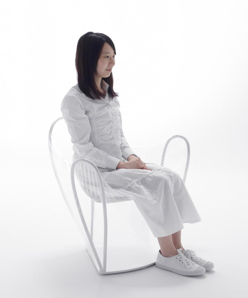 nendo transparent chair5