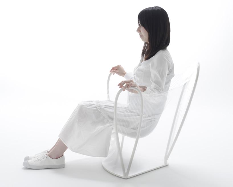 nendo transparent chair6