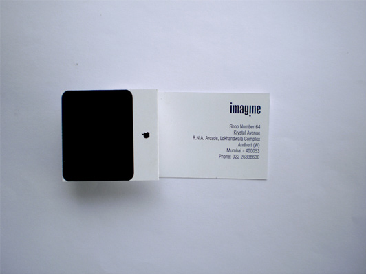 iMac business card3