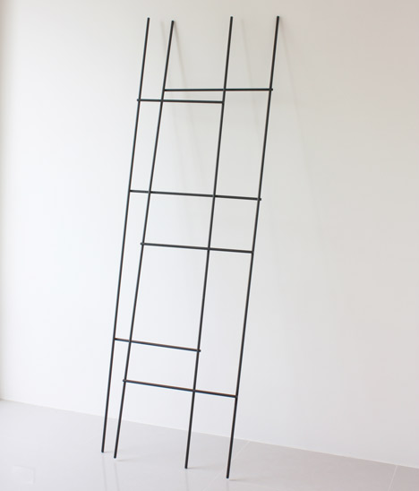 Ladder Coat Rack by Yenwen Tseng3