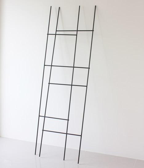 Ladder Coat Rack by Yenwen Tseng3