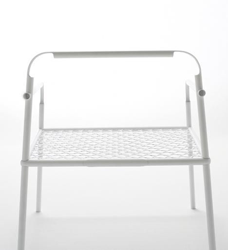 bamboo-steel chair4