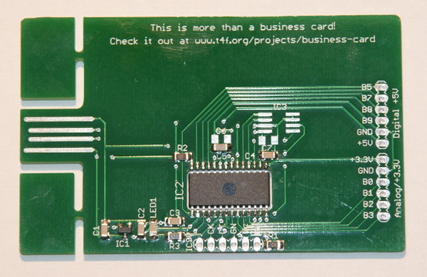 PCB business card2