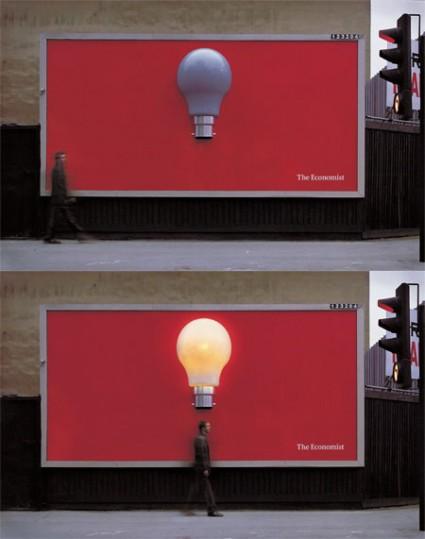 おもわず立ち止まってしまうクリエイティブな広告16