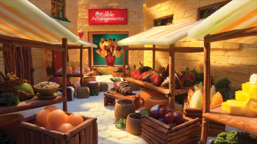 EA-Market すべてが食べ物で出来ている風景画28