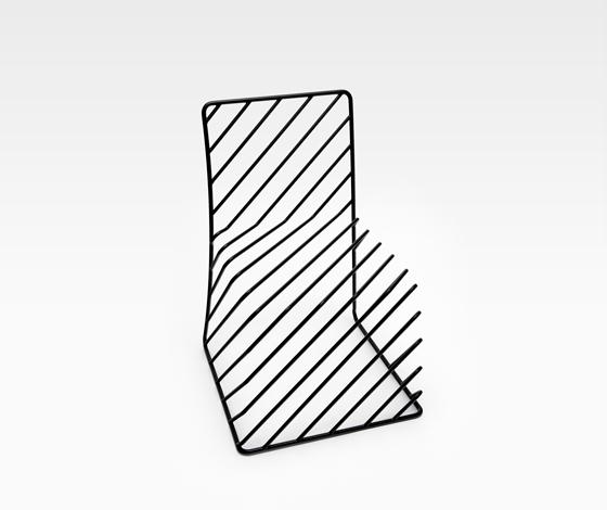 線で出来た家具 by nendo2
