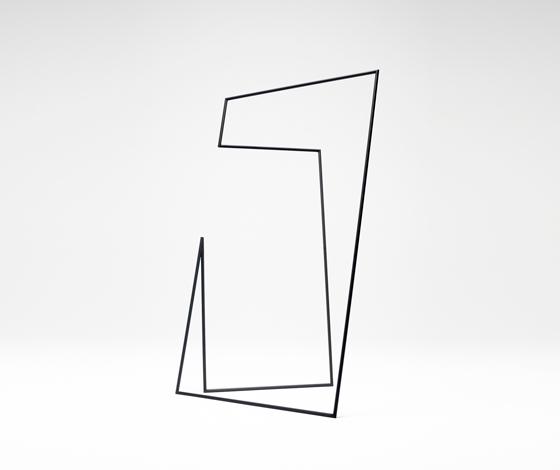 線で出来た家具 by nendo5