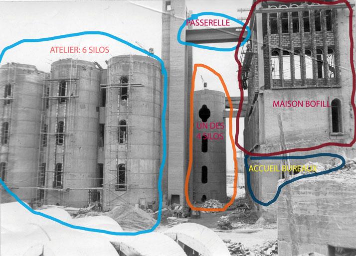 約2年間かけてセメント工場を自宅とオフィスに改造した驚くべき写真2