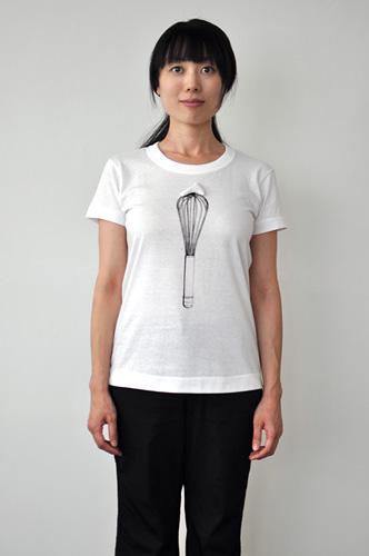 Tシャツブランド「シキサイ」の遊び心満載のTシャツ その3「泡立器」5