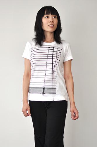 Tシャツブランド「シキサイ」の遊び心満載のTシャツ「ブラインド」7
