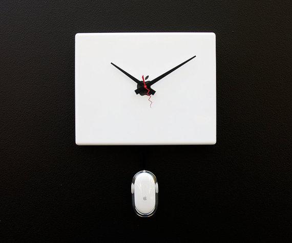 リサイクル品でつくった時計15