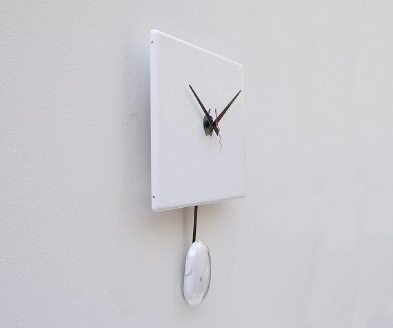 リサイクル品でつくった時計13