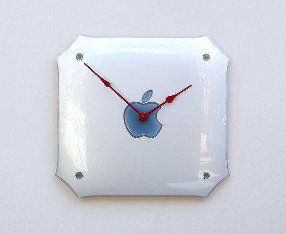 リサイクル品でつくった時計17