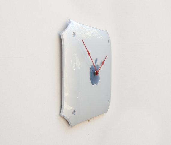 リサイクル品でつくった時計18