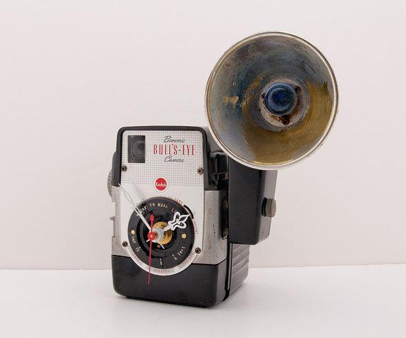 リサイクル品でつくった時計4