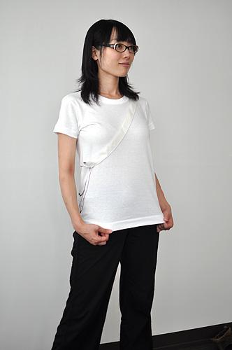 Tシャツブランド「シキサイ」の遊び心満載のTシャツ その3「カバン」5