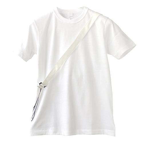 Tシャツブランド「シキサイ」の遊び心満載のTシャツ その3「カバン」3