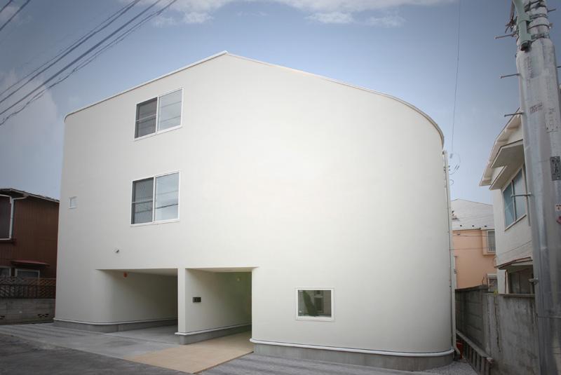 家の中に滑り台がある中目黒の滑り台の住宅1