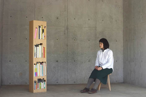 パズル感覚で楽しく本を片付けることの出来る本棚4