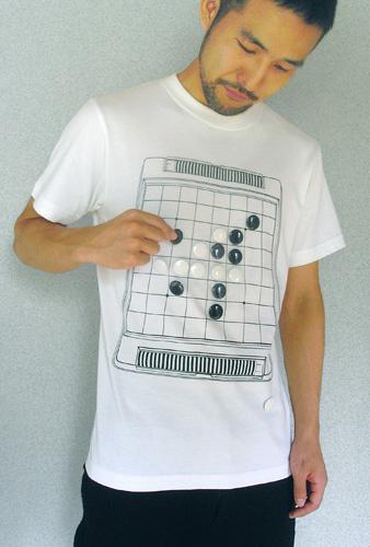 Tシャツブランド「シキサイ」の遊び心満載のTシャツ その2「リバーシ」6