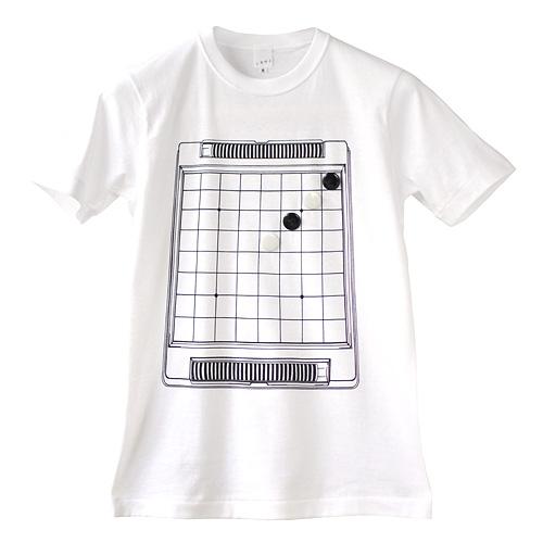 Tシャツブランド「シキサイ」の遊び心満載のTシャツ その2「リバーシ」