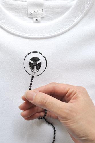 Tシャツブランド「シキサイ」の遊び心満載のTシャツ「栓」3