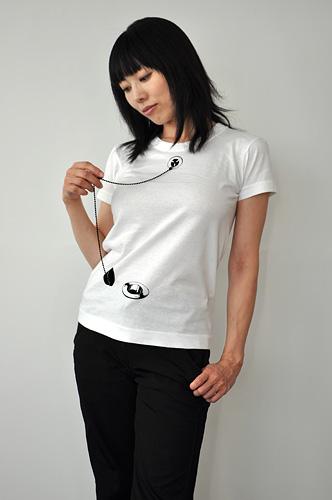 Tシャツブランド「シキサイ」の遊び心満載のTシャツ「栓」6