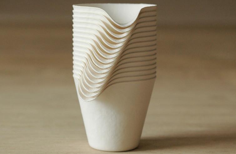 環境に優しく美しい紙の器 WASARA9