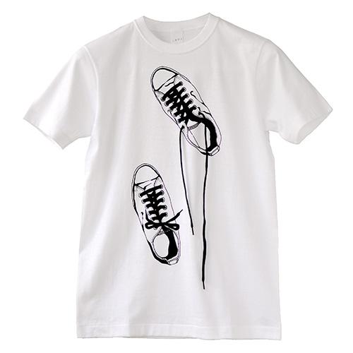 Tシャツブランド「シキサイ」の遊び心満載のTシャツ「ズック」