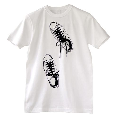 Tシャツブランド「シキサイ」の遊び心満載のTシャツ「ズック」2