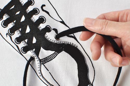 Tシャツブランド「シキサイ」の遊び心満載のTシャツ「ズック」5