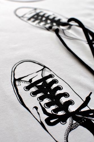 Tシャツブランド「シキサイ」の遊び心満載のTシャツ「ズック」6