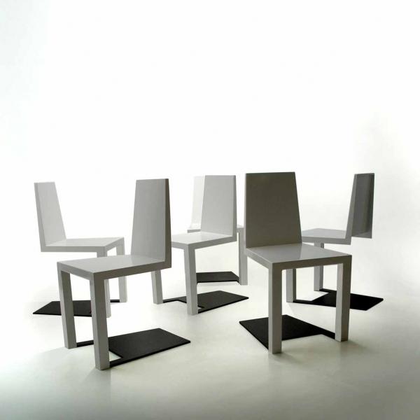 一瞬どうなっているのか目を疑ってしまう椅子「 Shadow Chair」5