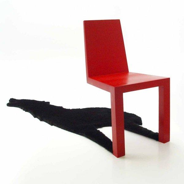 一瞬どうなっているのか目を疑ってしまう椅子「 Shadow Chair」20