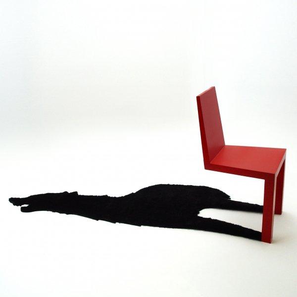 一瞬どうなっているのか目を疑ってしまう椅子「 Shadow Chair」21