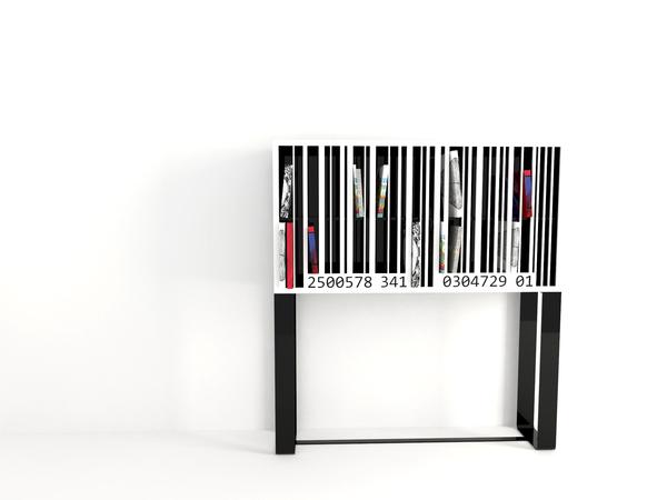 Barcode Bookshelf1