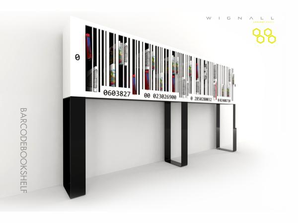 Barcode Bookshelf6