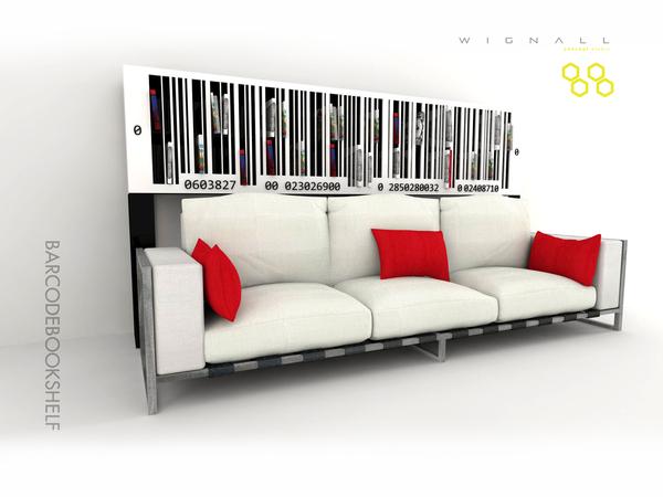 Barcode Bookshelf5