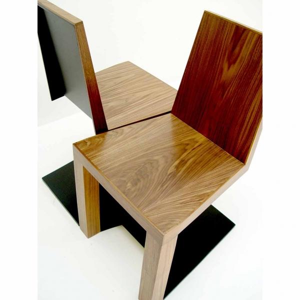 一瞬どうなっているのか目を疑ってしまう椅子「 Shadow Chair」6