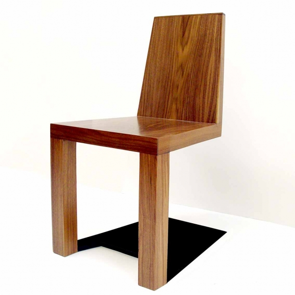 一瞬どうなっているのか目を疑ってしまう椅子「 Shadow Chair」8
