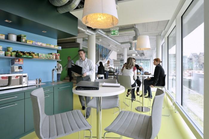 スイスにあるユニリーバのクリエイティブなオフィス3