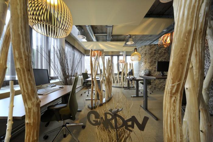 スイスにあるユニリーバのクリエイティブなオフィス1